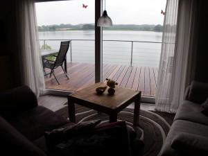 Blick auf den Sternberger See